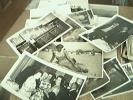 Vintage Photographs X20 Photos B/w People Places Lot 27 - Photos