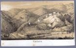 Montenegro Crna Gora    CATTARO  KOTOR     Before Postcards      Old Graphic  1846. - Montenegro