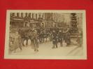 Bruxelles  - Cérémonie Du Soldat Inconnu Le 11 Novembre 1922 - Arrivée Du Cortège  - (2 Scans ) - Familles Royales