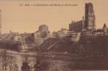 ALBI-Cathedrale Cote Nord Et L'archeveché-N15 - Albi