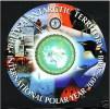 2007-2008 TERRITORI ANTARTICI BRITANNICI - INTERNATIONAL POLAR YEAR. FOGLIETTO. MNH - Non Classificati