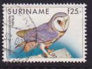 Suriname  1993 Mi.nr. 1429 Used  Birds Vogels  Uil  Owl  Eule - Suriname