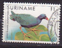 Suriname  Mi.nr. 1146 Used   Bird Vogel - Suriname