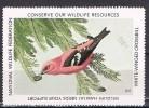 National Wildlife Federation. White Winged Crossbill, Label, Cinderella. ** - United States