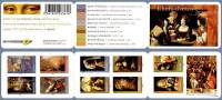 2008 FRANCIA - LIBRETTO DA 10 FRANCOBOLLI CAPOLAVORI DELLA PITTURA. MNH - Libretti