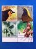 Indonesia 2006 - Birds Animals Plants In Papua / Bird Plant Flora Fauna Animal Stamps MNH - Plants