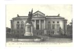 Cp, 64, Pau, Le Palais De Justice Et Le Monument Des Enfants Morts Pour La Patrie - Pau