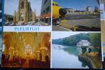AEROPORT / FLUGHAFEN / AIRPORT   DINARD PLEUTUIT / EGLISE ET BORD DE RANCE - Aerodrome