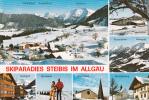 B35533 Steibis Im Allgau Used Good Shape - Oberstaufen
