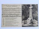 """LILLE - Monument De DESROUSSEAUX, Chanson Du """" P'tit QUINQUIN"""". - Lille"""