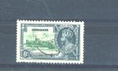 GIBRALTAR  -  1935  Silver Jubilee  6d  FU - Gibraltar