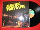 JEAN LUC PONTY  LIVE  EDIT ATLANTIC 1979 - Jazz