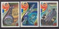 PGL L0581 - RUSSIE Yv N°4813/15 ** - Unused Stamps