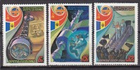 PGL L0581 - RUSSIE Yv N°4813/15 ** - 1923-1991 USSR