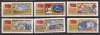 PGL L0583 - RUSSIE Yv N°4828/33 ** - Unused Stamps