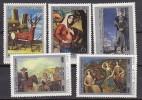 PGL L0589 - RUSSIE Yv N°4860/64 ** - Unused Stamps