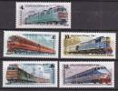 PGL L0599 - RUSSIE Yv N°4907/11 ** - 1923-1991 USSR