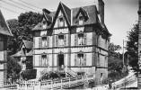 Cpsm TESSE LA MADELEINE :    Villa Jeanne D´Arc ( 61b05 ) Carte Photo Dentelée - France