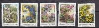 PGL L0617 - RUSSIE Yv N°5001/05 ** - Unused Stamps