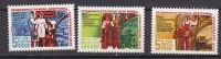 PGL L0621 - RUSSIE Yv N°5041/43 ** - Unused Stamps