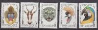 PGL L0624 - RUSSIE Yv N°5075/79 ** - Unused Stamps