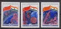 PGL L0625 - RUSSIE Yv N°5088/90 ** - Unused Stamps