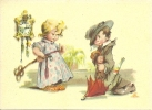 Fille - Garçon - Couple - Retour De L'ivrogne - Kinder