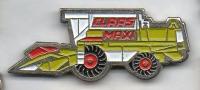 Matériel Agricole , Moissonneuse Batteuse Claas Maxi - Pins