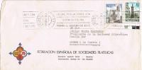 Carta VALENCIA Plan Sur 1979 A La Coruña - 1931-Aujourd'hui: II. République - ....Juan Carlos I