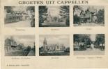 Kapellen- Groeten Uit ... - Kaart Multiviews -191? ( Verso Zien ) - Kapellen
