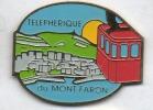 Beau Pin's , Téléphérique Du Mont Faron , Toulon , Var - Städte