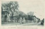 16f - 82 - Montauban - Tarn Et Garonne - Faubourg Toulousain Et Entrée De La Caserne La Hire - Montauban