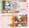 Mauritius, 100 Rupees, 2009, P-New, UNC - Mauritius