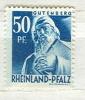 Rheinland Pfalz MNH - French Zone