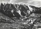 BRANTES Vaucluse 84 : Village Et Vue Sur Le Mont Ventoux Versant Nord - Altri Comuni