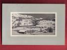 B796 Paysage Alpin En Hiver. Cachet Lausanne 1909. Jullien 8047 - VD Vaud