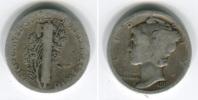 [9846] Etats-Unis : One Dime 1919 Argent - Federal Issues