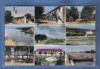 Carte Postale 33. Hourtin Centre De Formation Maritime De La Marine Nationale Trés  Beau Plan - Non Classés