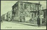 """Monastir""  (Yugoslavia)  ""La Rue Du Roi Pierre Apres Le Bombardement Du 17 Aout 1917"" - Yugoslavia"