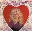 * LP *  DOLLY PARTON - I LOVE YOU (Holland 1983 Ex-!!!) - Country En Folk
