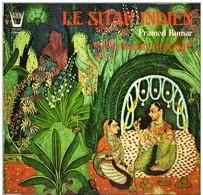 * LP *  PRAMOD KUMAR - LE SITAR INDIEN (France 1973 Ex-!!!) - Wereldmuziek