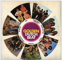 * LP *  GOLDEN DUTCH BEAT - EKSEPTION / BRAINBOX / GOLDEN EARRING / TEE-SET A.o. (Holland 1971) - Compilaties