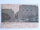 KARNAK - Great Temple - Egypte