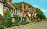 20198   Regno  Unito,  Rottingdean,  Tudor  Cottages,  NV - Non Classificati