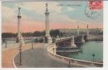 BELGIQUE - LIEGE. - Pont De Fragnée. Voyagée 1911. N° 318 - Liege