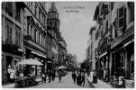 Landau Pfalz   Marktstrasse Animation Boutiques 1910 état Superbe - Non Classés