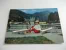 Pin Up Tra Gli Aerei Aeroport De Kloten Melide Lugano - Pin-Ups