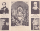 Souvenir  Des Fêtes Du 75me Anniversaire De L'Indépendance Nationale 1830-1905..... - Familias Reales