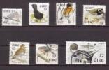 Ierland 1998 Mi  Nr 1050 -1056 Vogels. Birds, Blackbird, Thursh, Pintail - 1949-... Republiek Ierland