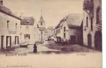 YVOIR = Souvenir D'Y.... = Le Village + Café Du Bocq - Carte Animée (Nels  Bxl  S.2  N° 11) Vierge - Yvoir